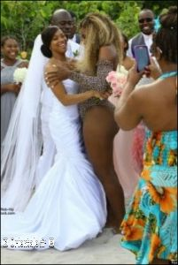 Serena Williams mariage