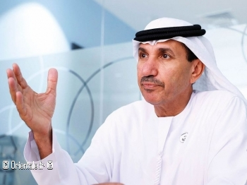 Dr Mohammad Al Ahbabi, Director General, UAE Space Agency