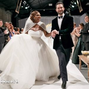Williams et Ohanian mariage