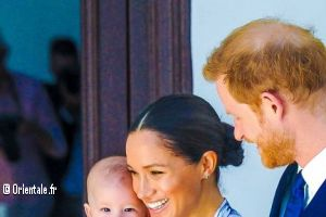 Prince Harry et Maghan Markle